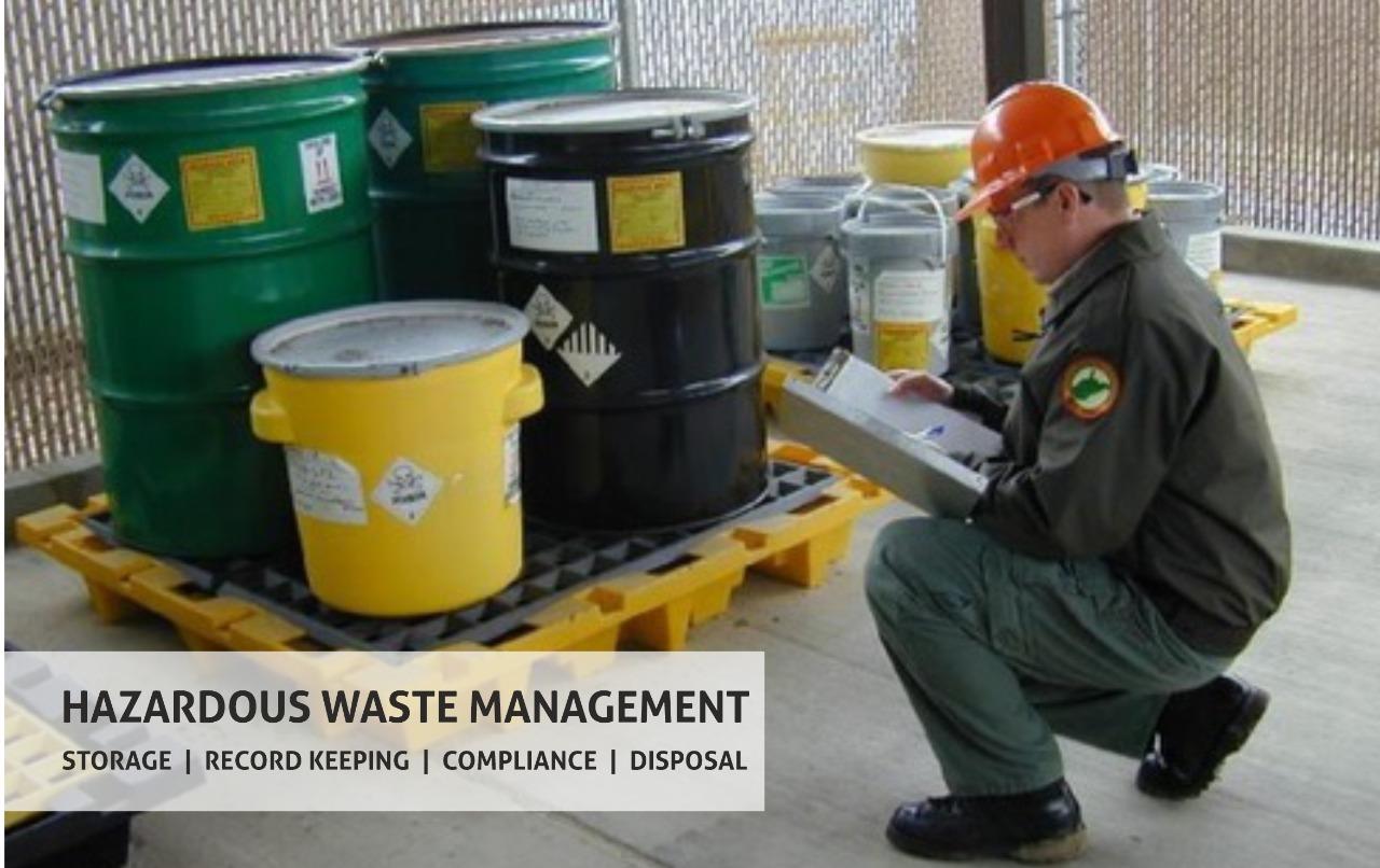 Do you Need Help with Hazardous Waste Annual Return?